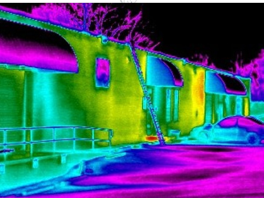 Infrared Guys Inc Ir Thermal Imaging Electrical Roof